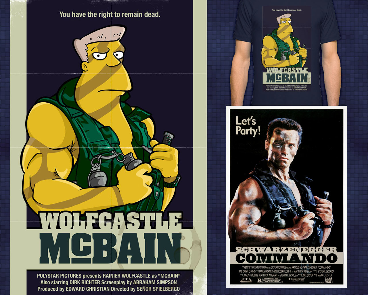 McBain, with references