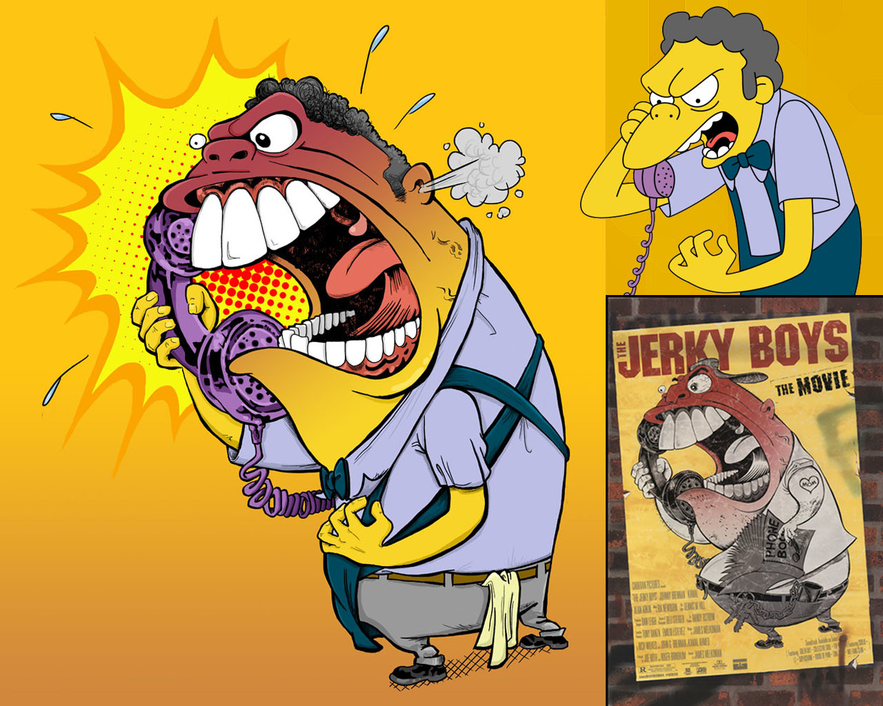 Jerky Moe, with references