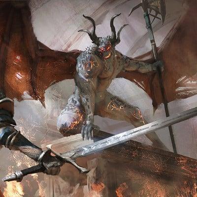 Sebastian horoszko 86 demon encounter 3