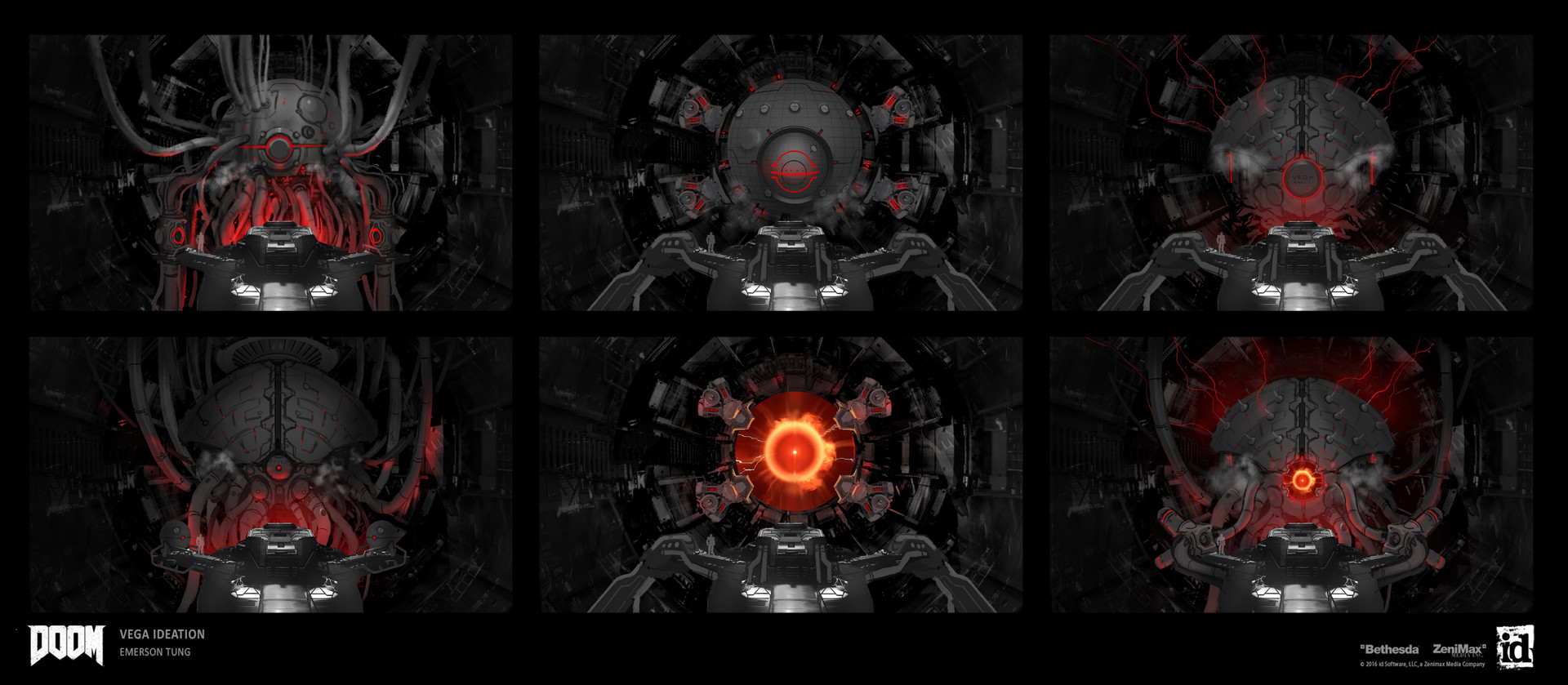 Emerson Tung Doom Vega