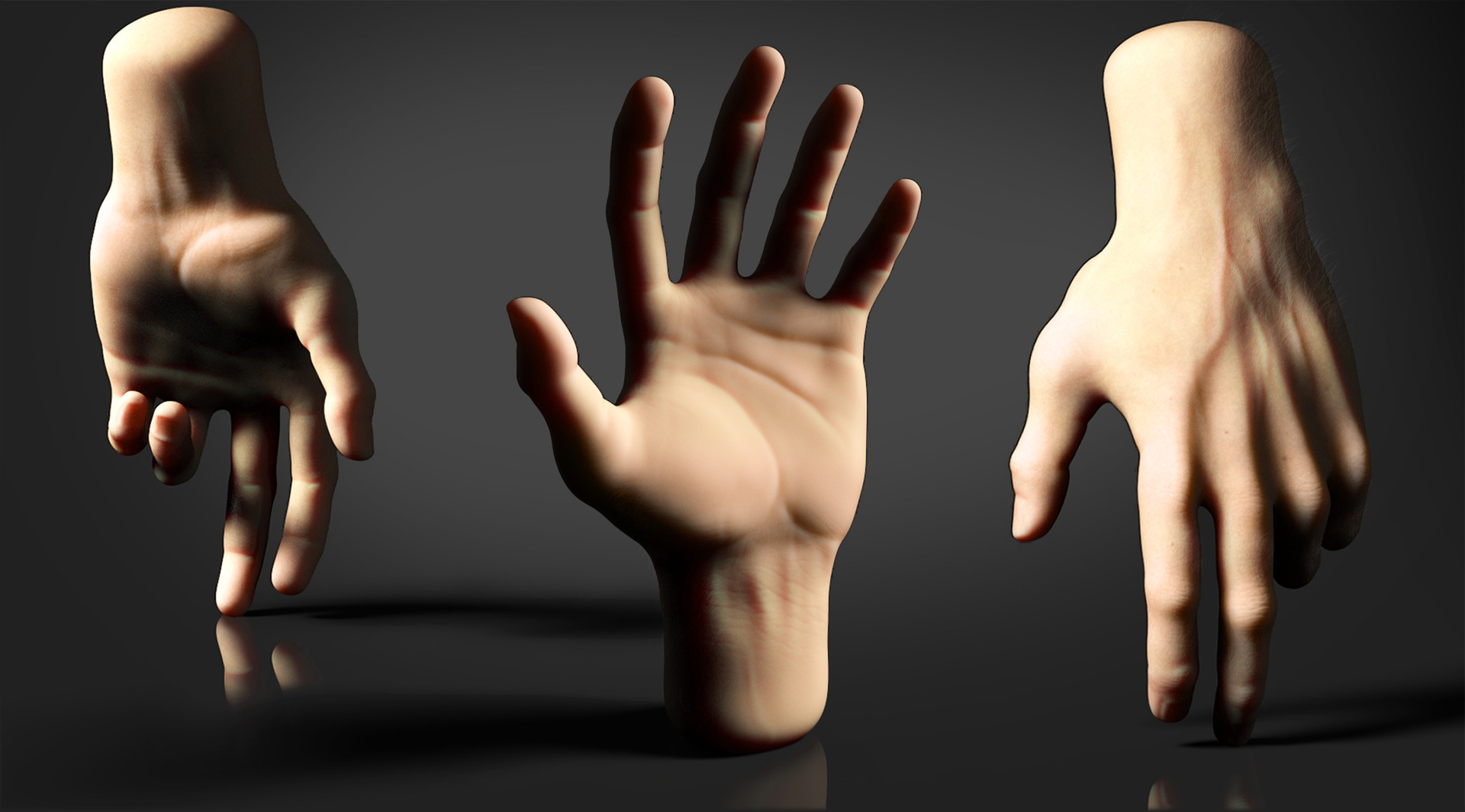 Wil hughes hand