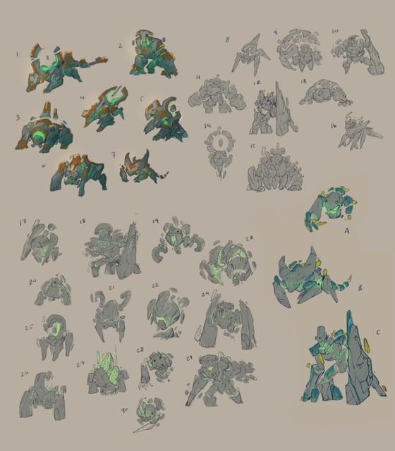 Nicholas kole stone critters