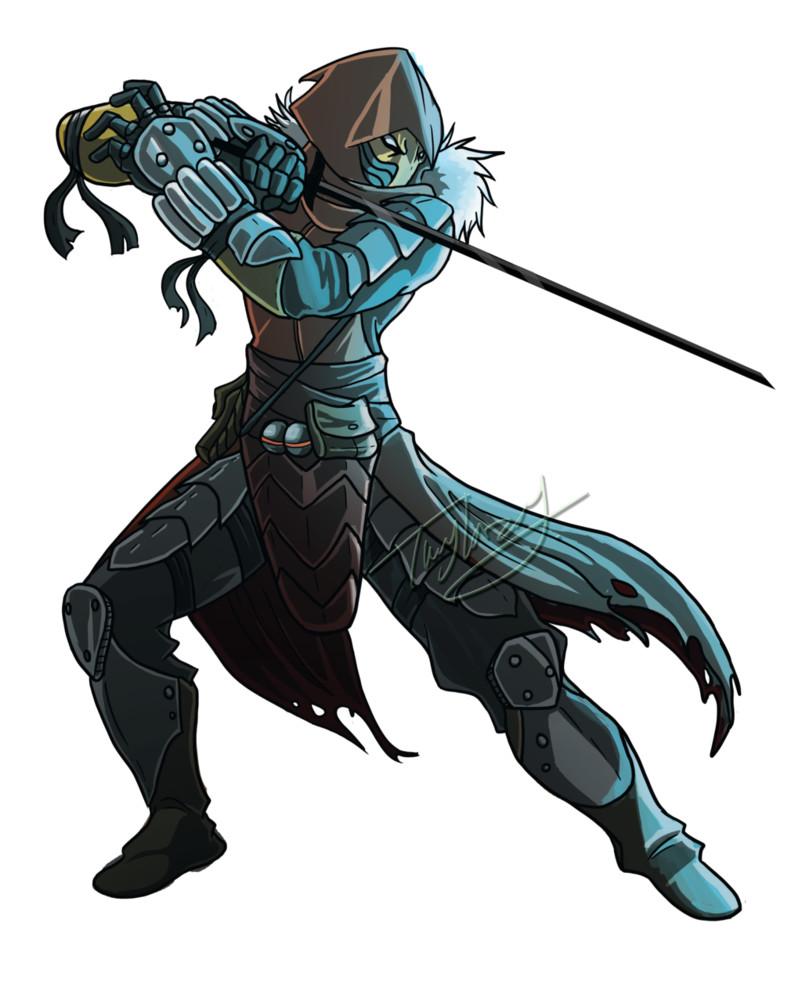 Titan The Ninjamaster