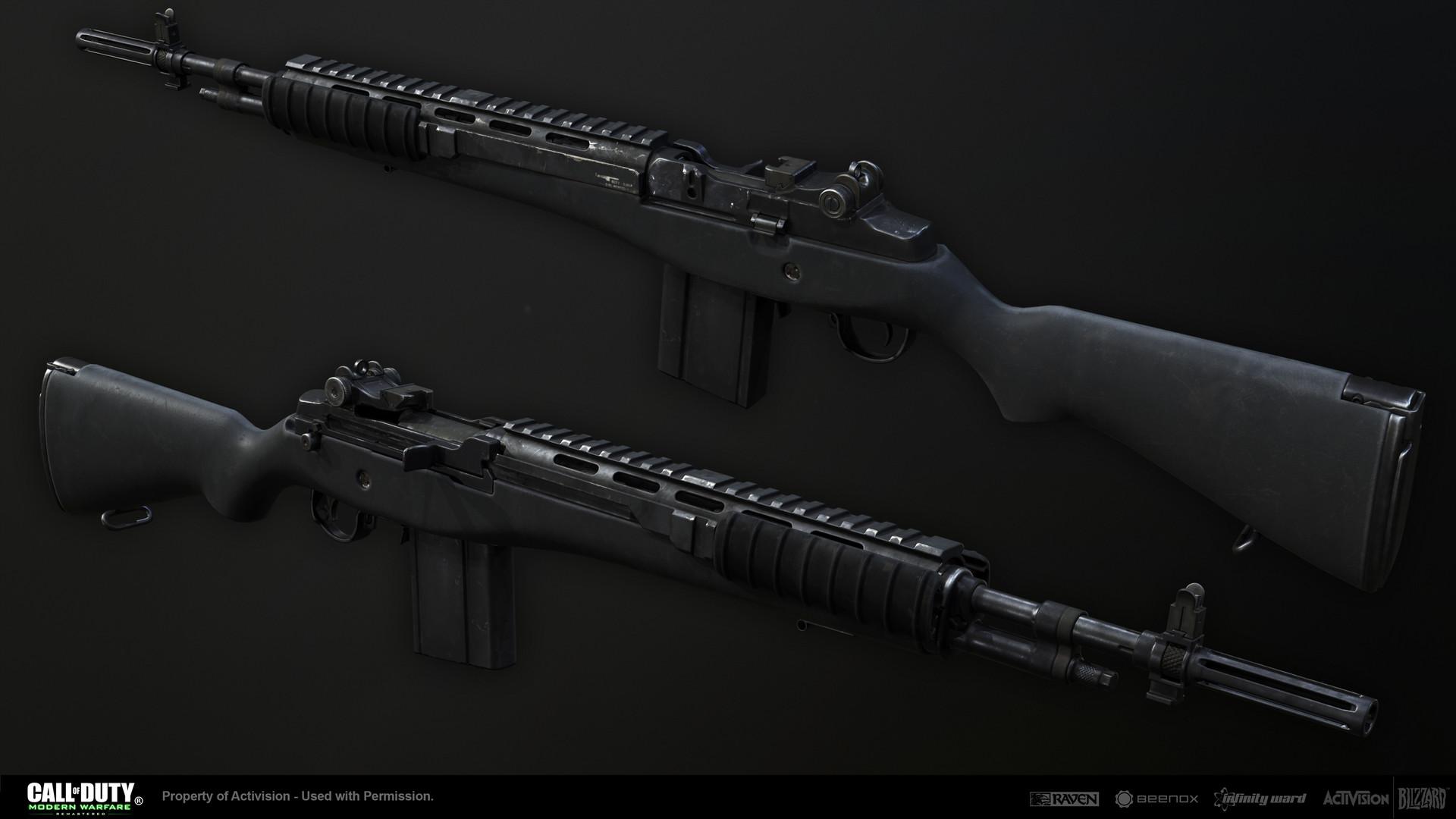 Call of duty modern warfare 2 gun - Daf57