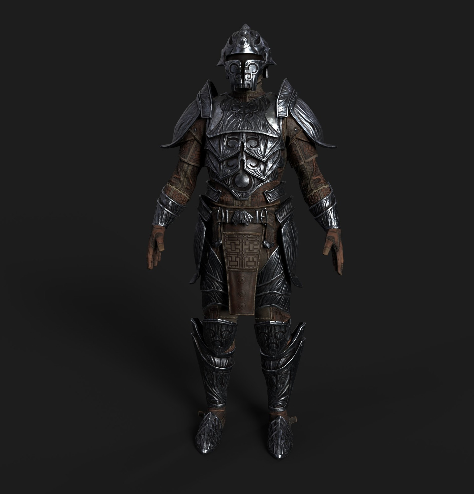 Hlaalu Medium Armor Set