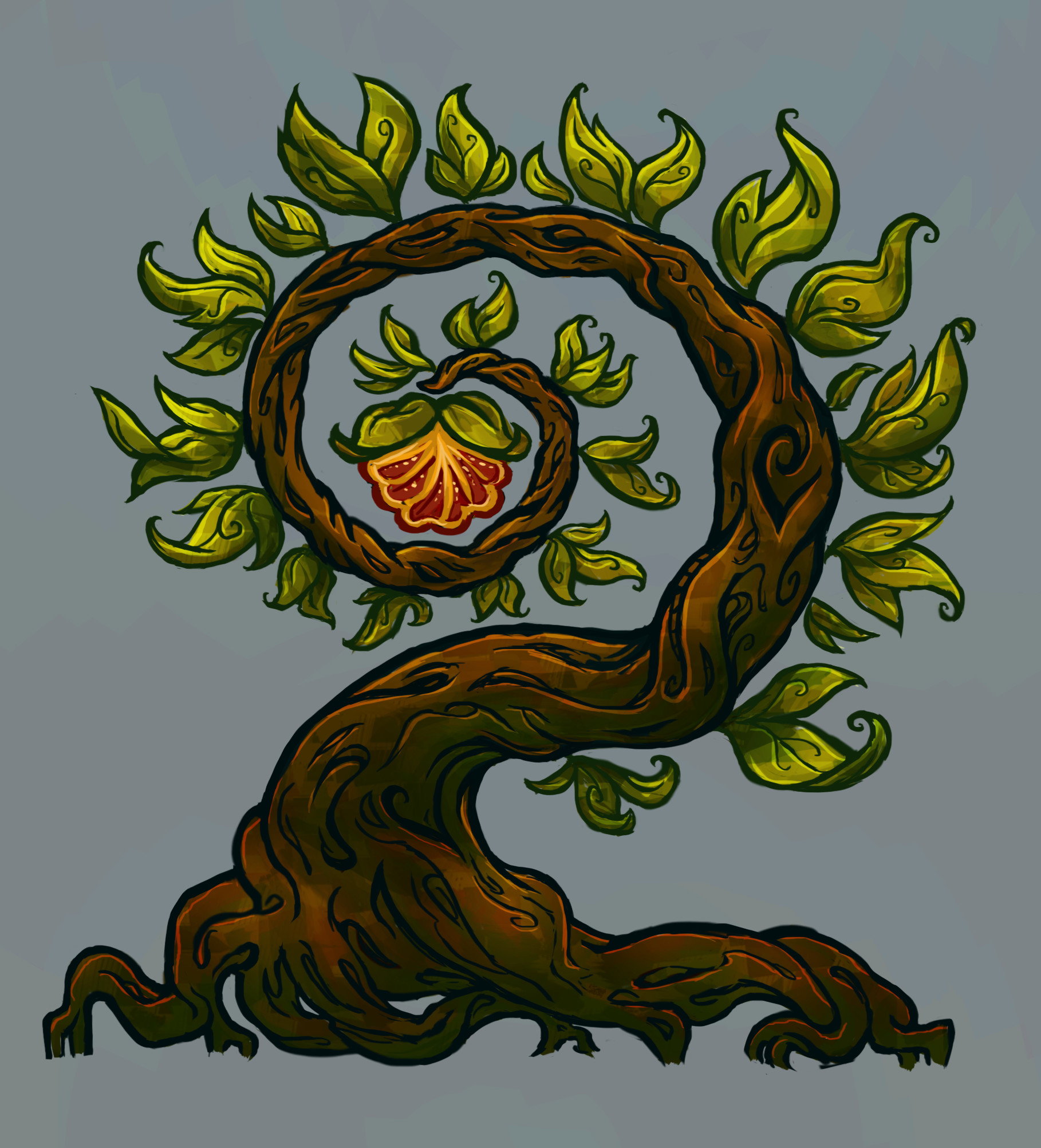 Vivien lulkowski elivish town tree sweet