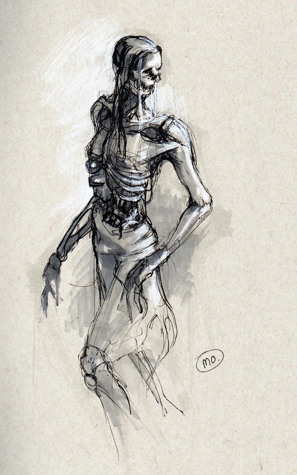 Undead sketch