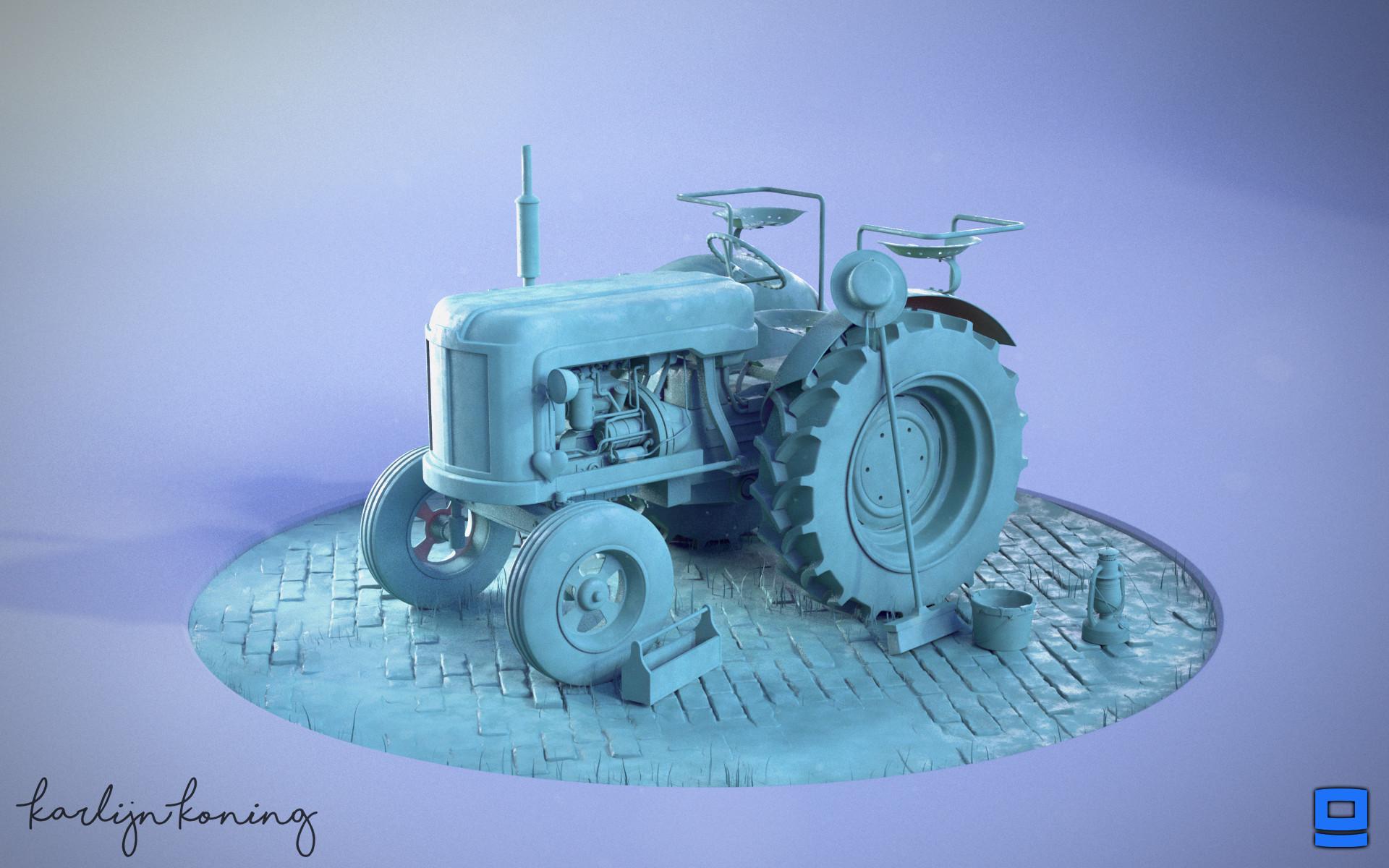 Karlijn koning tractor 003