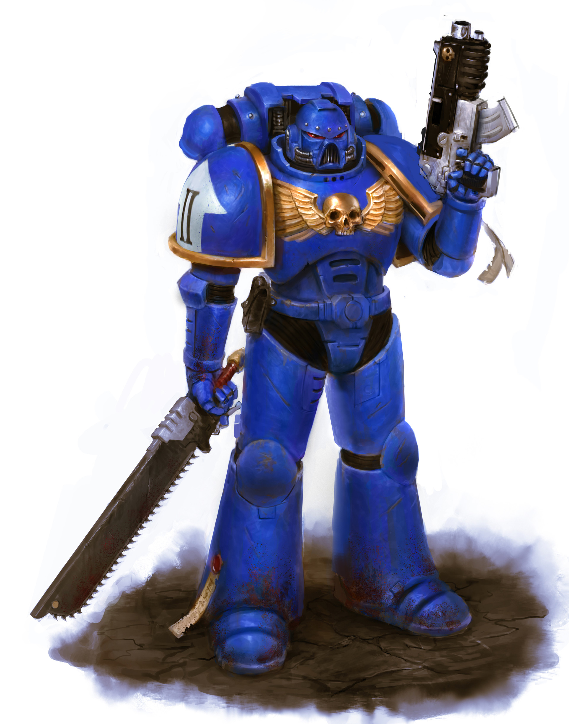 Lewis jones ultramarines2
