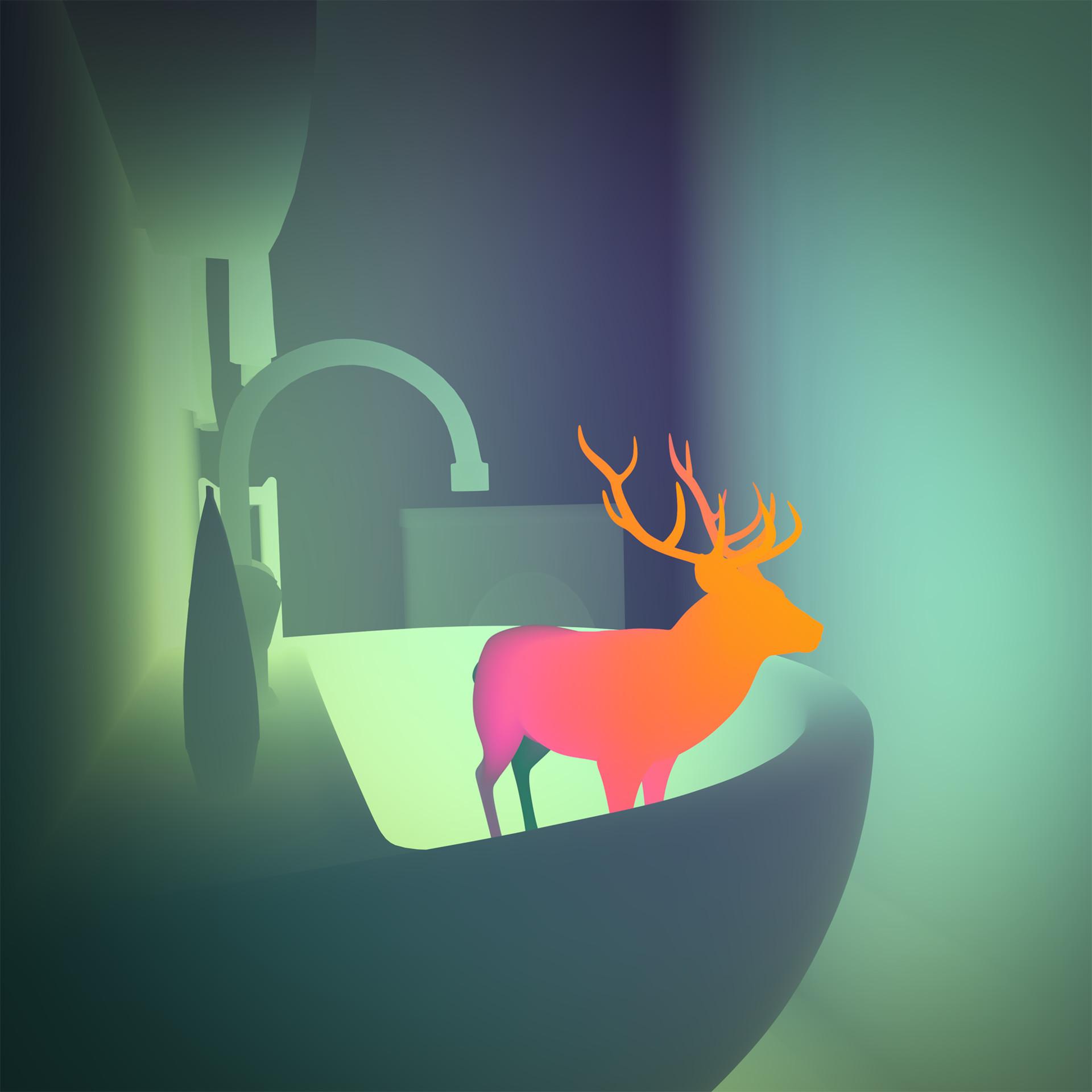 Horned Tub
