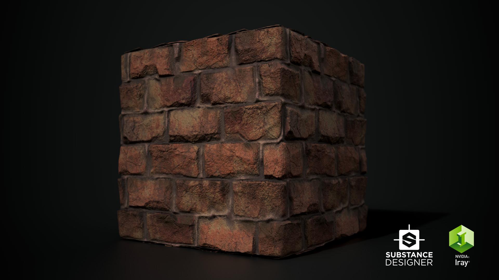 Gokhan galex ilhan brick cube 01