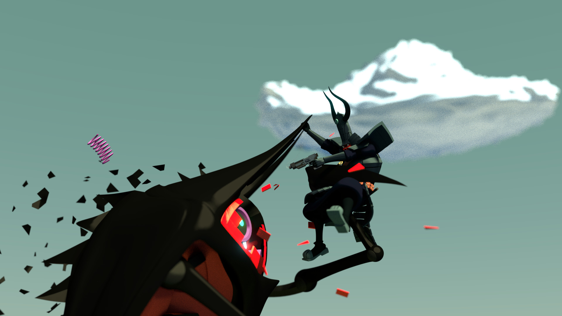 Samurai Jack Is Back And With That The Series Concludes