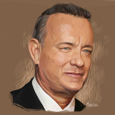 Monz tom hanks