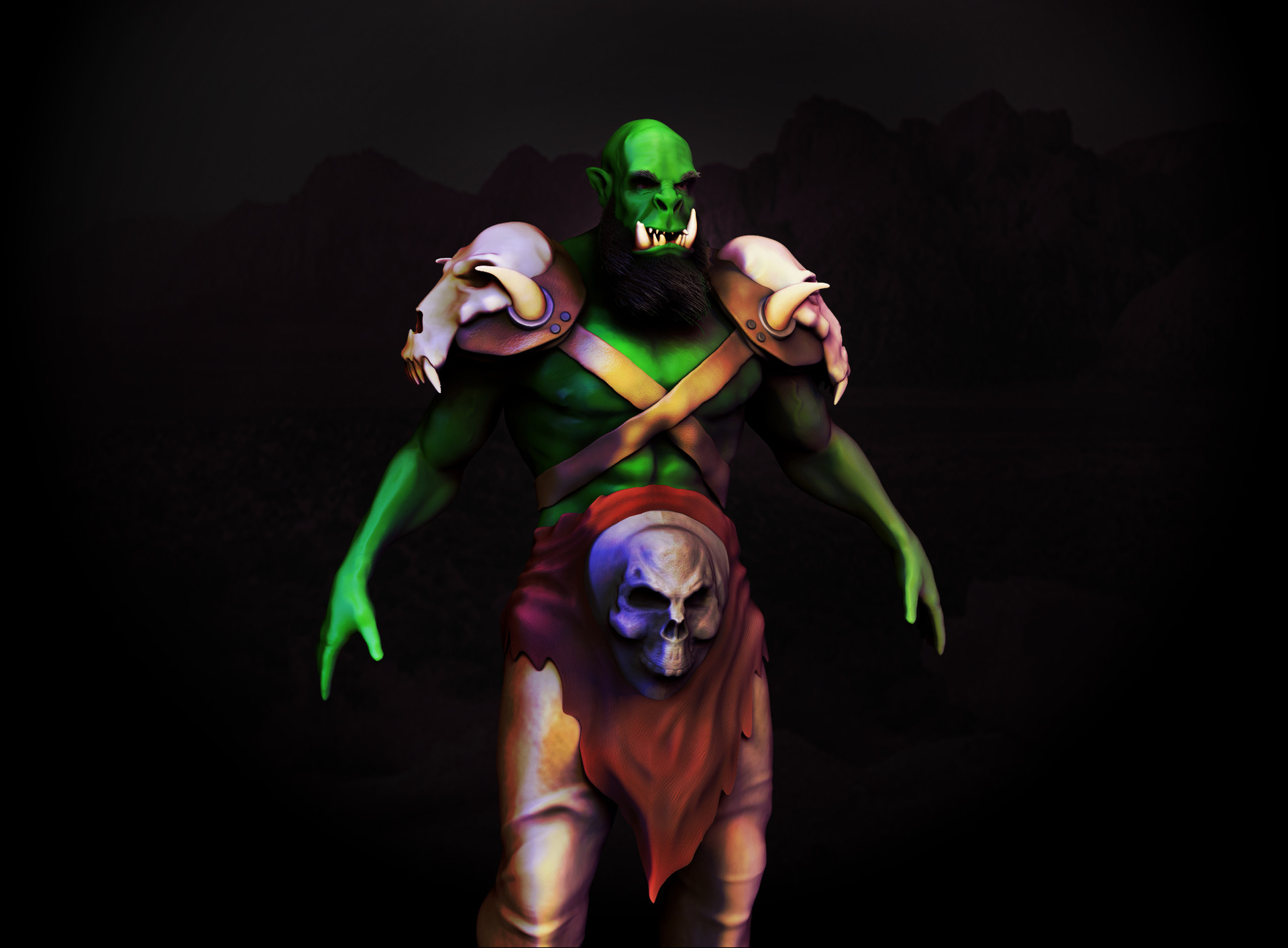 Mitchell sisson orc render2