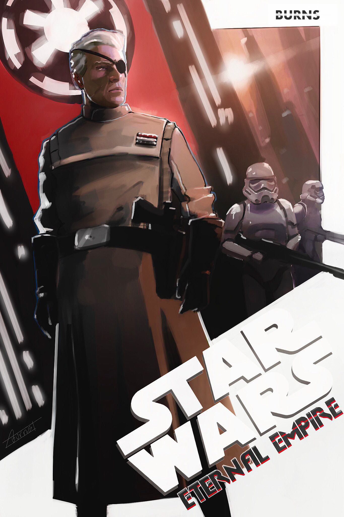 Star Wars: Eternal Empire #1