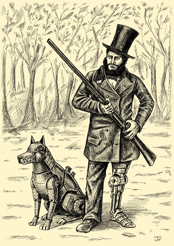John ciarfuglia hunter