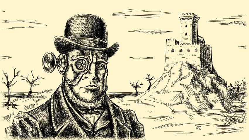 John ciarfuglia castle