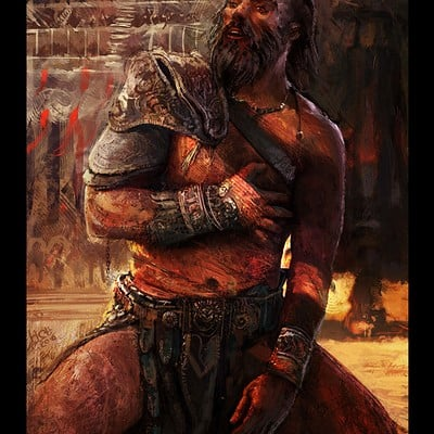 Hassan chenari last gladiator2