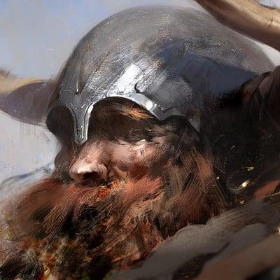 Jama jurabaev old barbarian by jamajurabaev d7hcemm