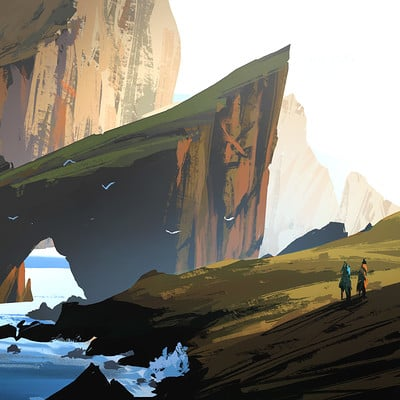 Raphael lacoste sceneryv2