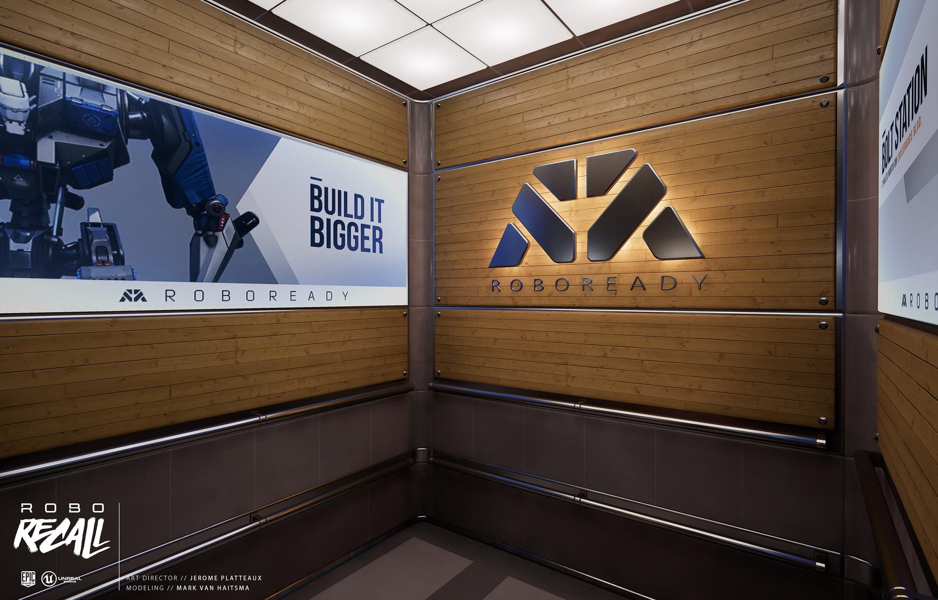 Mark van haitsma elevator b