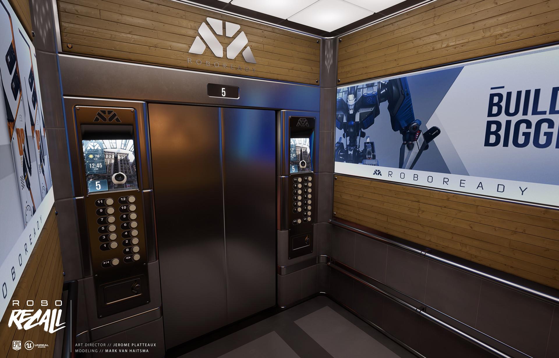 Mark van haitsma elevator c