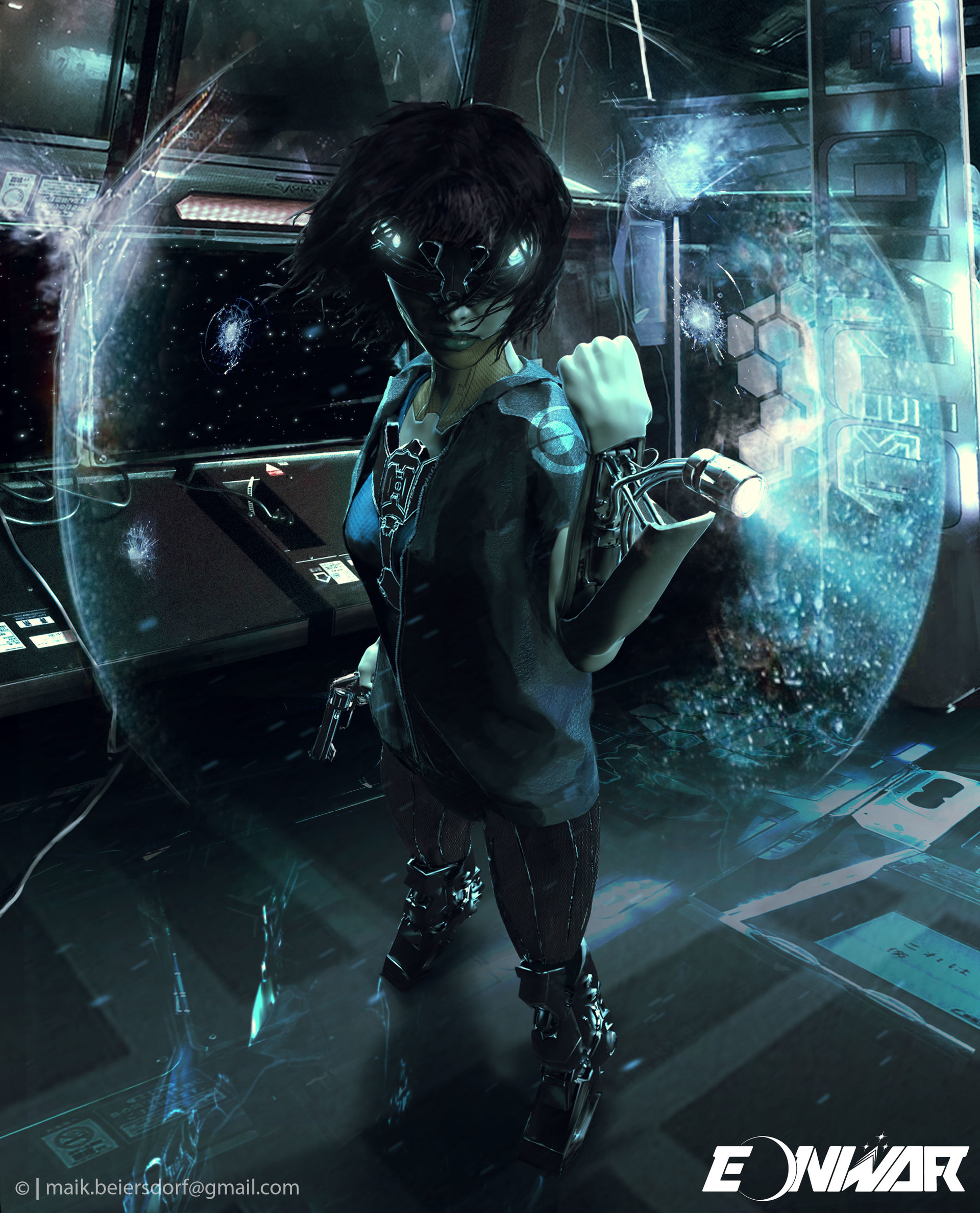 Maik beiersdorf cyborne shield web