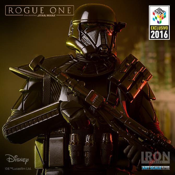 Death Trooper Combat Gear