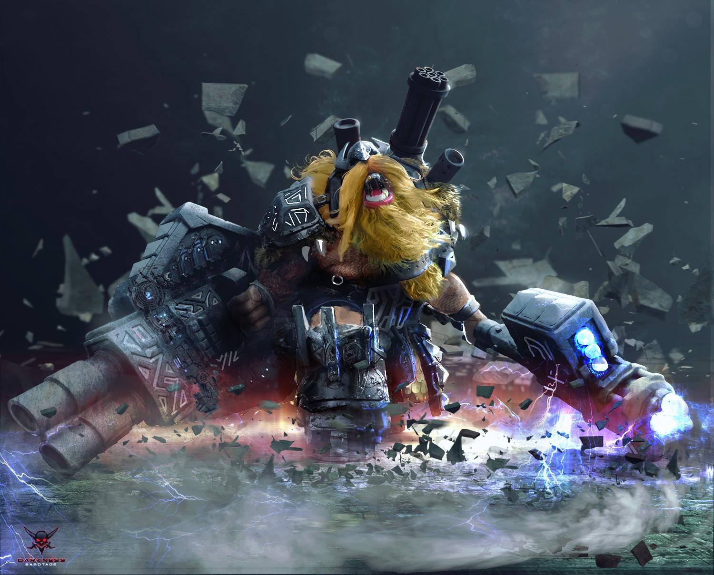 Lemmy The Viking