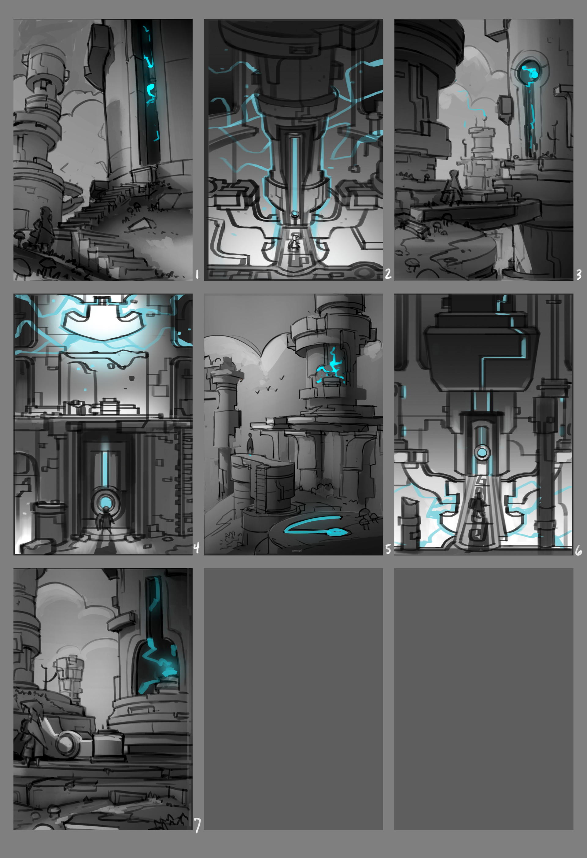 Thumbnails by Tim Kaminski and Jason Rumpff