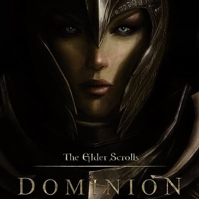 Toby fox the elder scrolls vi dominion by tobyfoxart d9sro2r