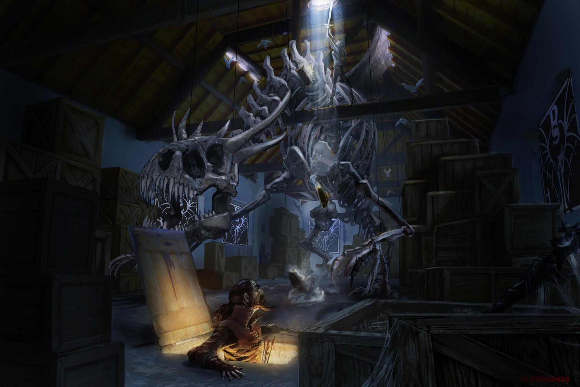 Nothof ferenc attic interior visual 02