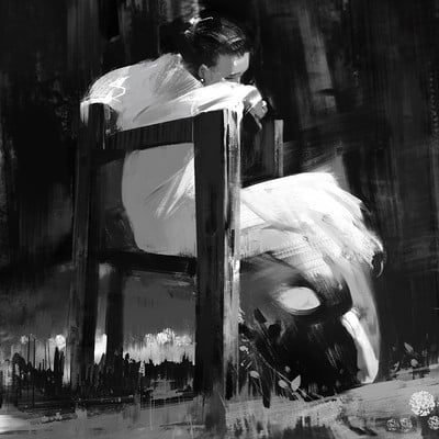 Jama jurabaev balerina by jamajurabaev d7h97p8