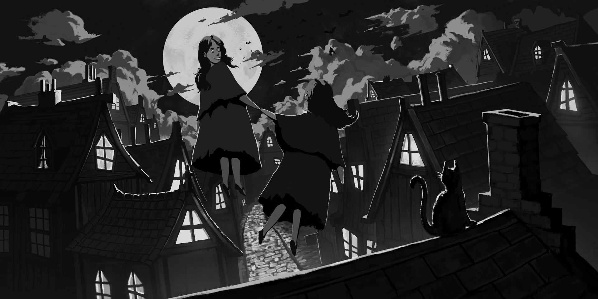 Kerim akyuz witchesnightout3