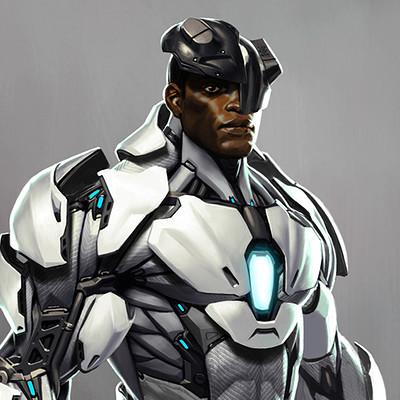 Joseph meehan netherrealms pachinko cyborg final vo1