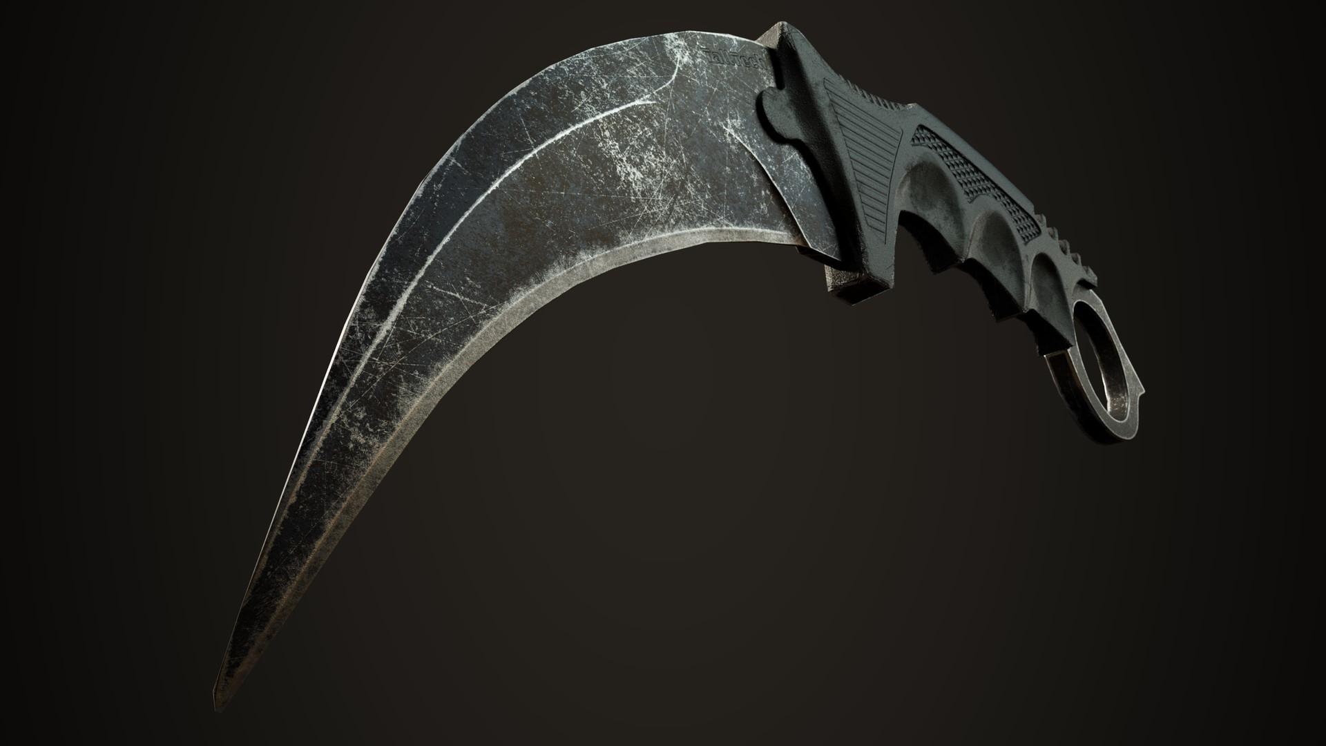 Self Defence Knife