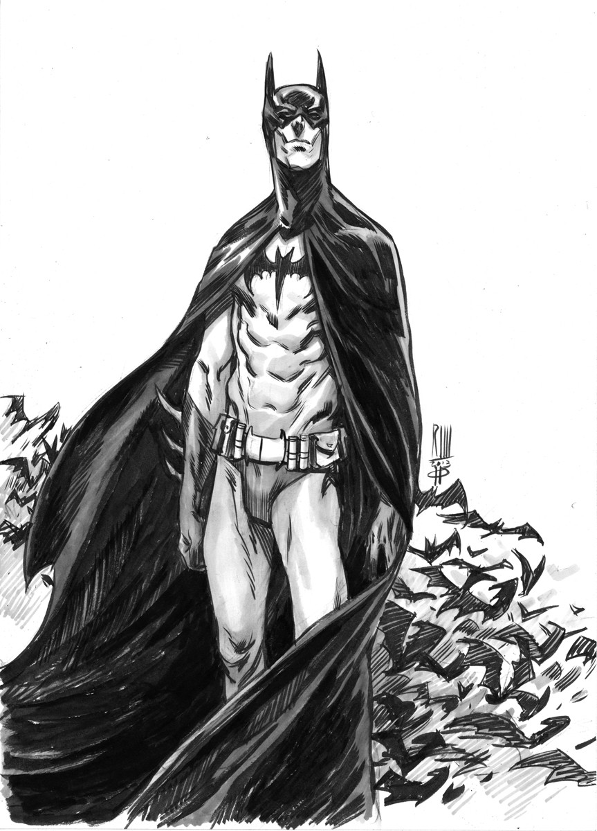 Roberto ricci batman2