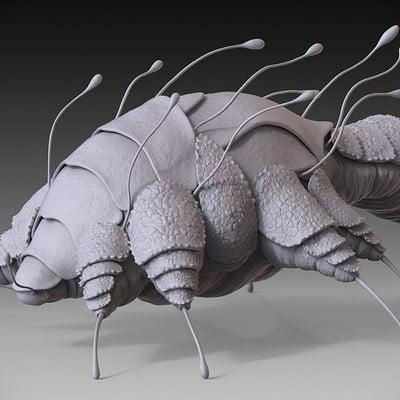 Jia hao armorbug 01