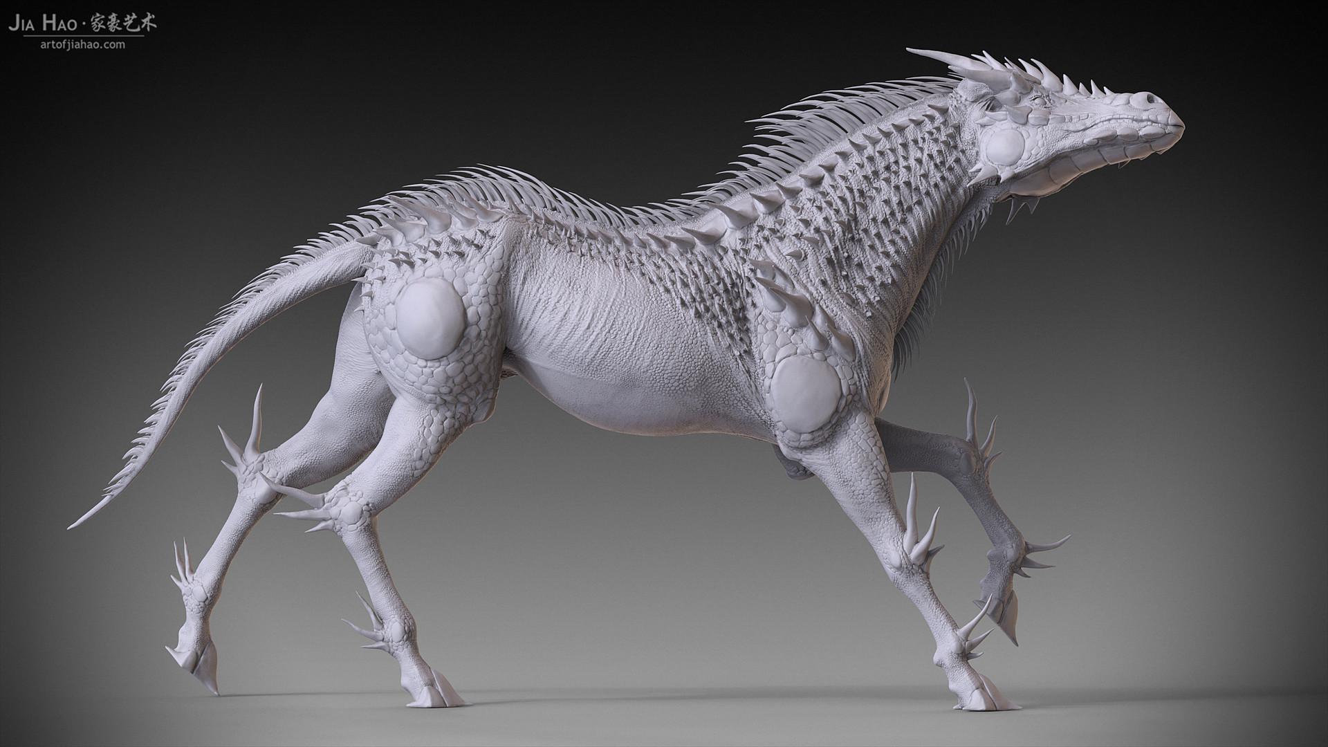 Jia hao dragonhorse 02