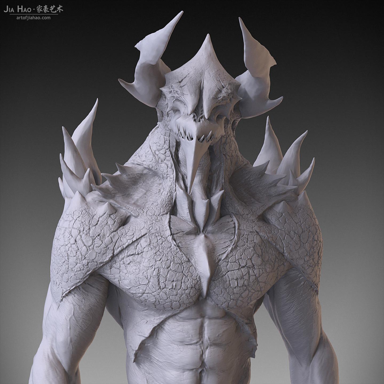 Jia hao aliendemon 01