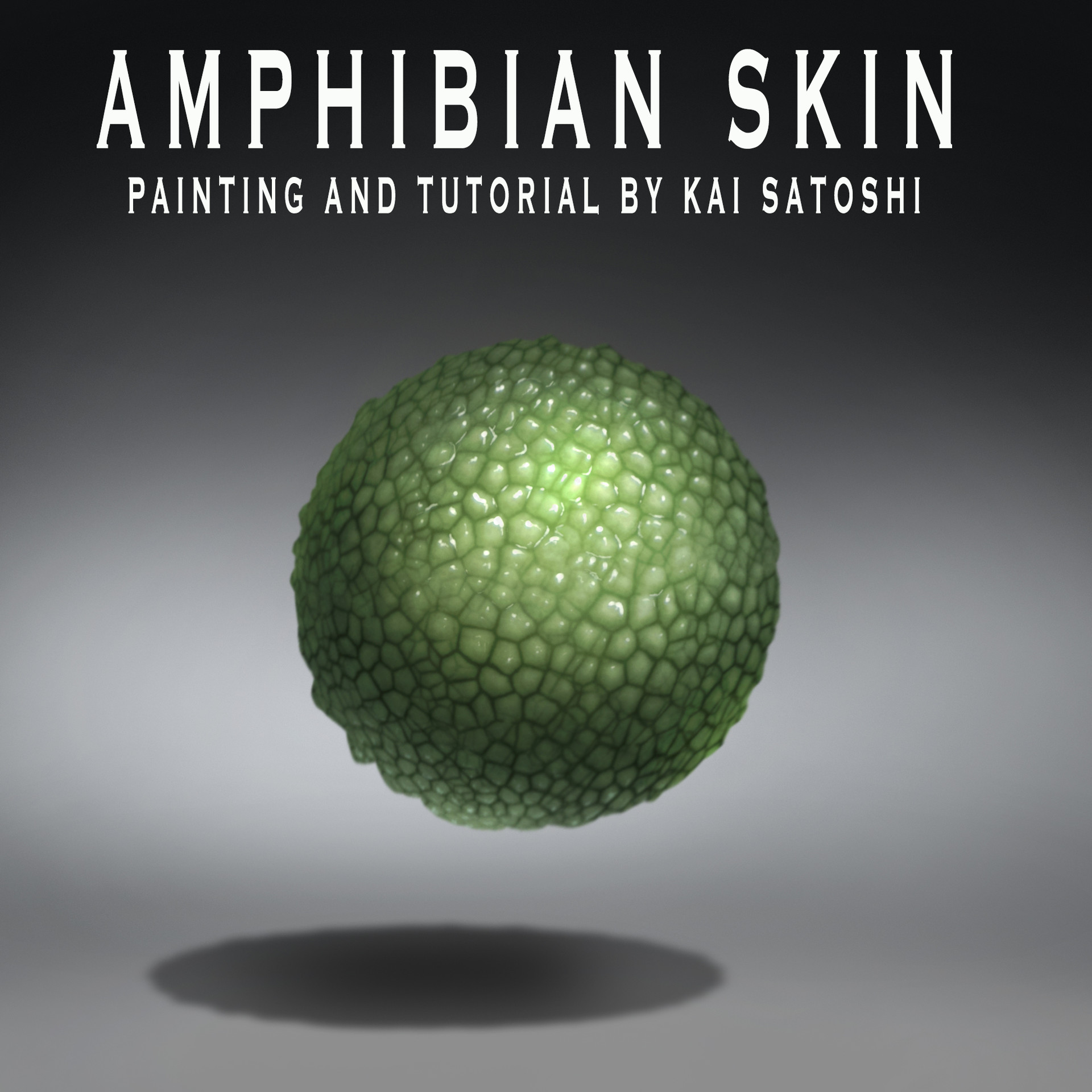 Kai satoshi amphibian skin