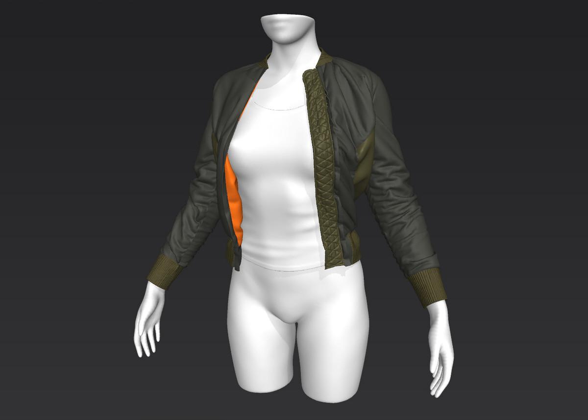 Zoltan korcsok marvelous jacket