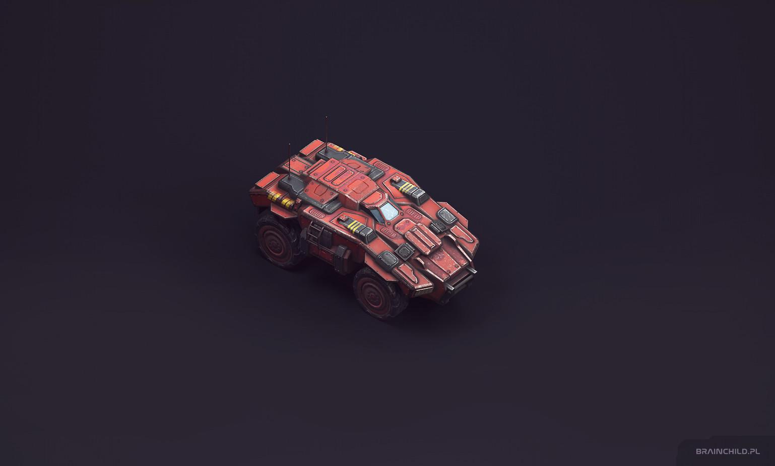 Rafal urbanski tank 09