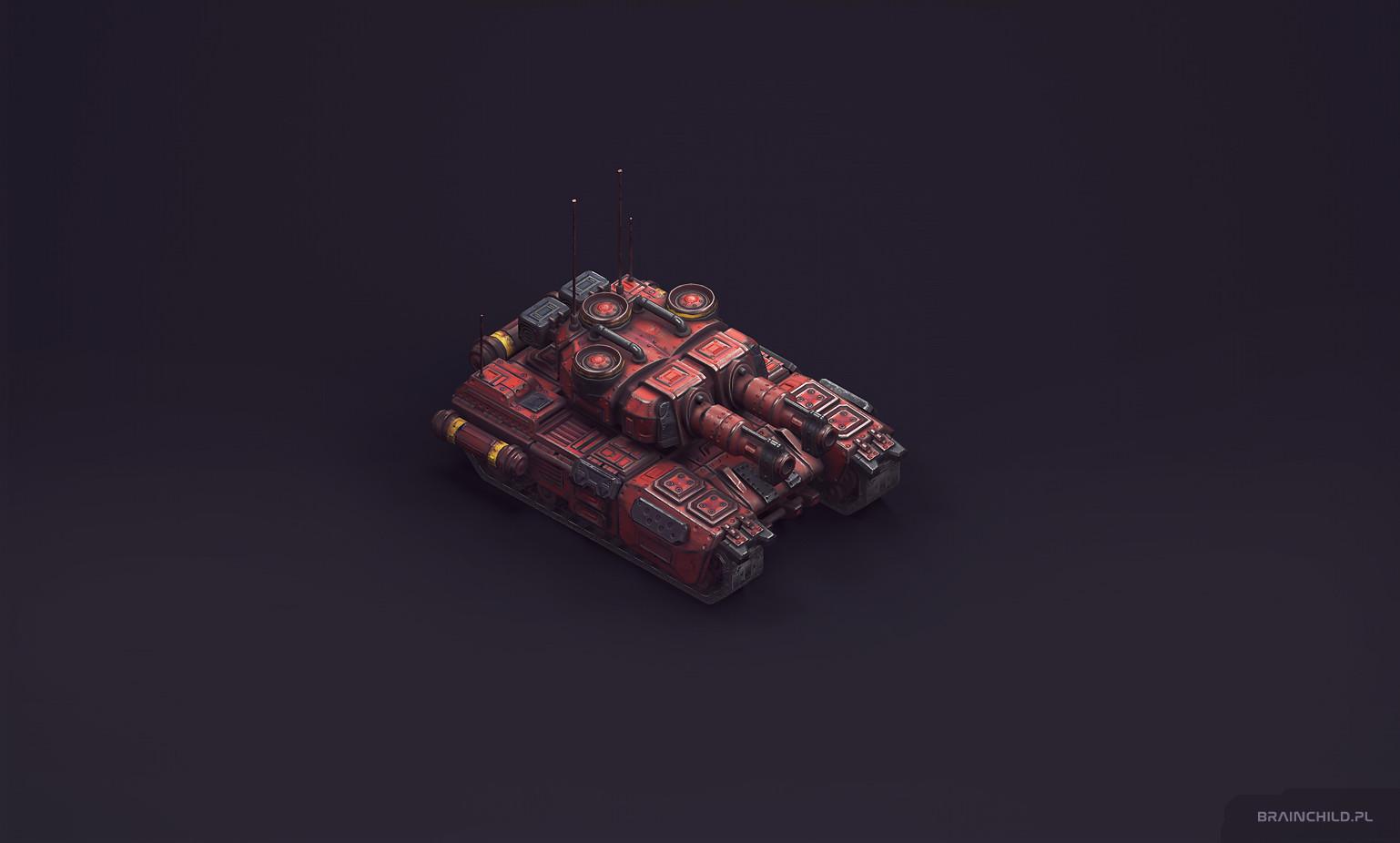 Rafal urbanski tank 02r