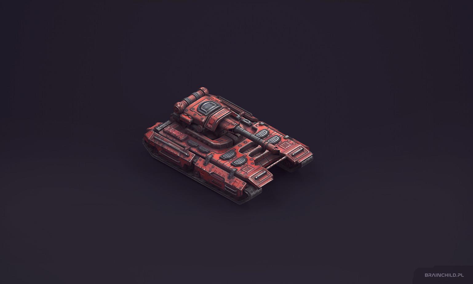 Rafal urbanski tank 03r