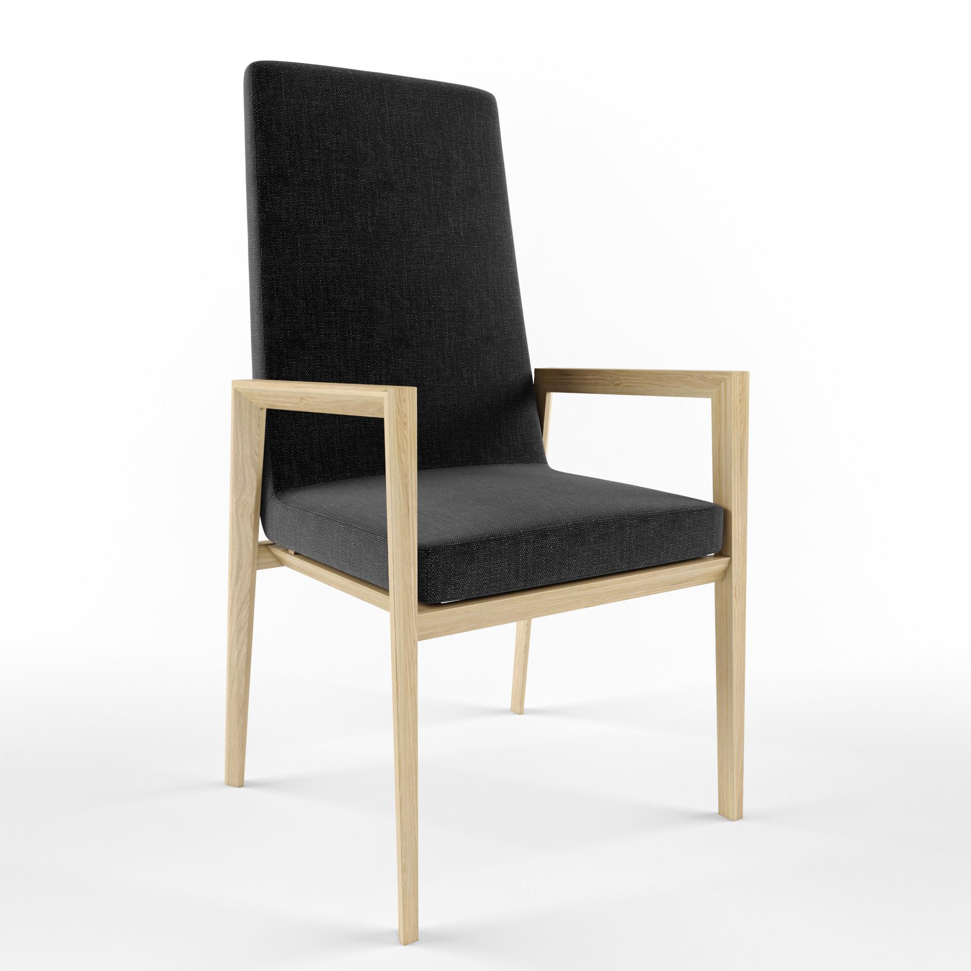 Pawel oleskow wizualizacja krzesla 2