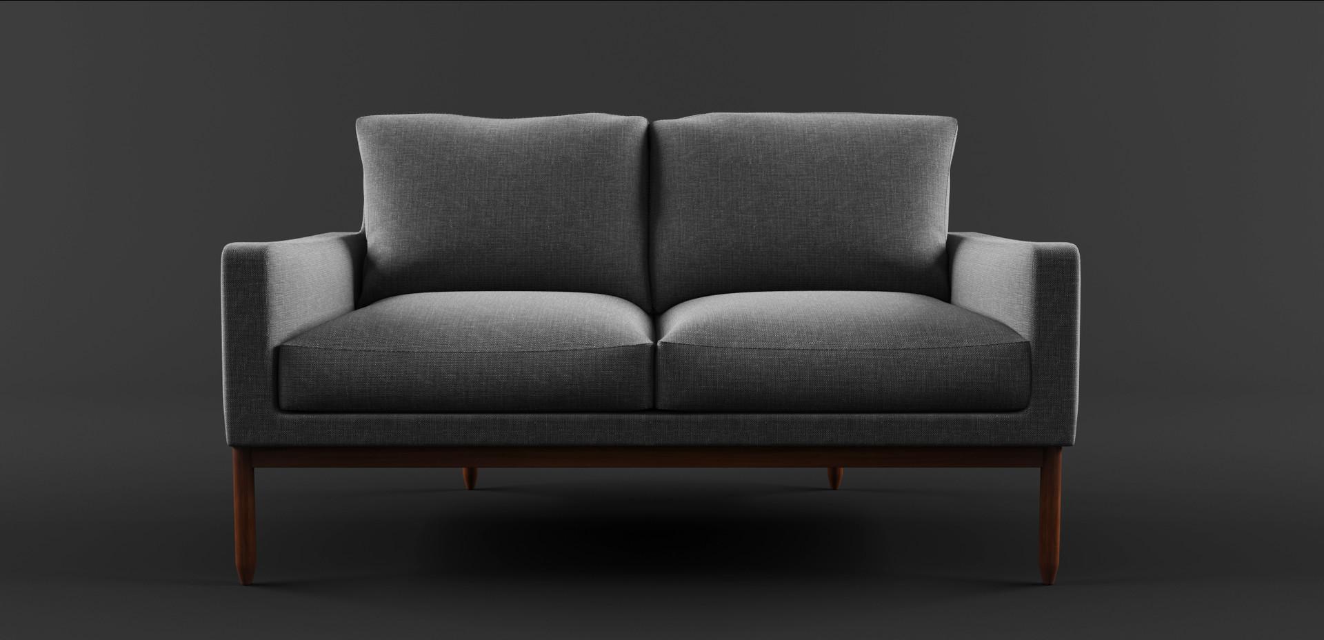 Pawel oleskow wizualizacja produktu sofa opole
