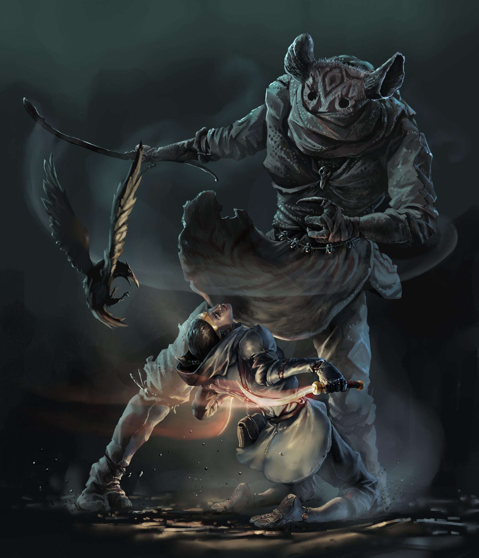 Ismael gil leyendecker warrior 48