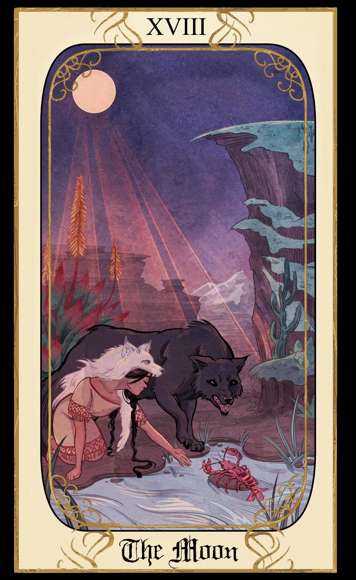 Old Tarot Card Designs