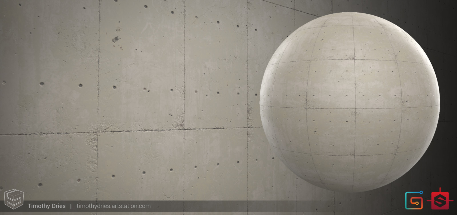 Concrete Slab - Available on Gumroad https://gum.co/DgucW
